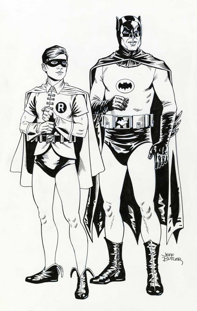 1966 Batman & Robin