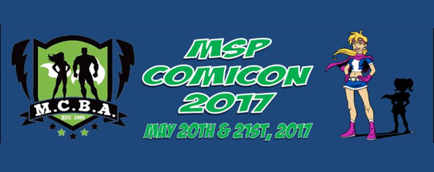 I'll be at the Midwest Comic Book Association!