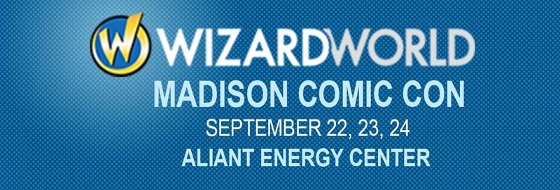Wizard World Banner September 2017 Alent Energy Center