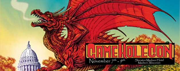 2014 Gamehole Con