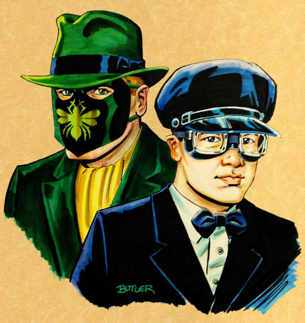 Golden Age Green Hornet