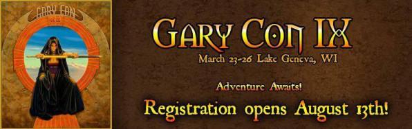 2017 GaryCon IX