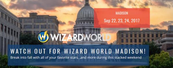 Wizard World 2017 Madison