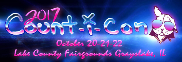 Count-i-con banner image with bunny