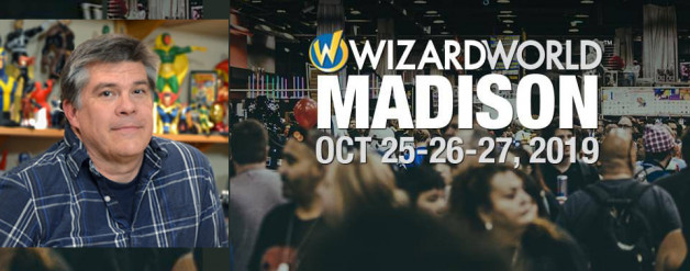 Madison Wizard world with Jeff Butler October 2019