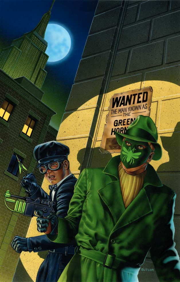 The Green Hornet: Generations Personal Collection